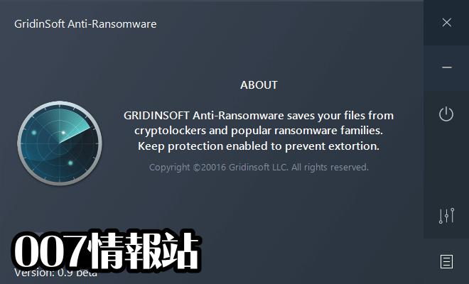 GridinSoft Anti-Ransomware Screenshot 2