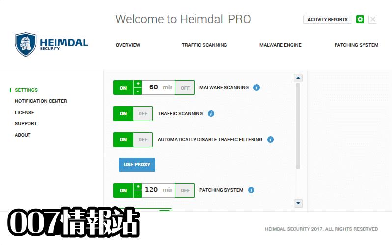 Heimdal PRO Screenshot 5