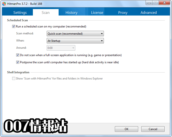 HitmanPro (64-bit) Screenshot 4