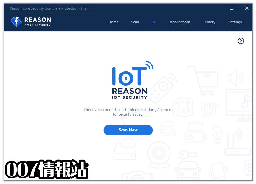 Reason Core Security Screenshot 4