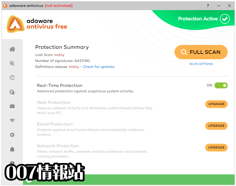 Adaware Antivirus Free Screenshot 1