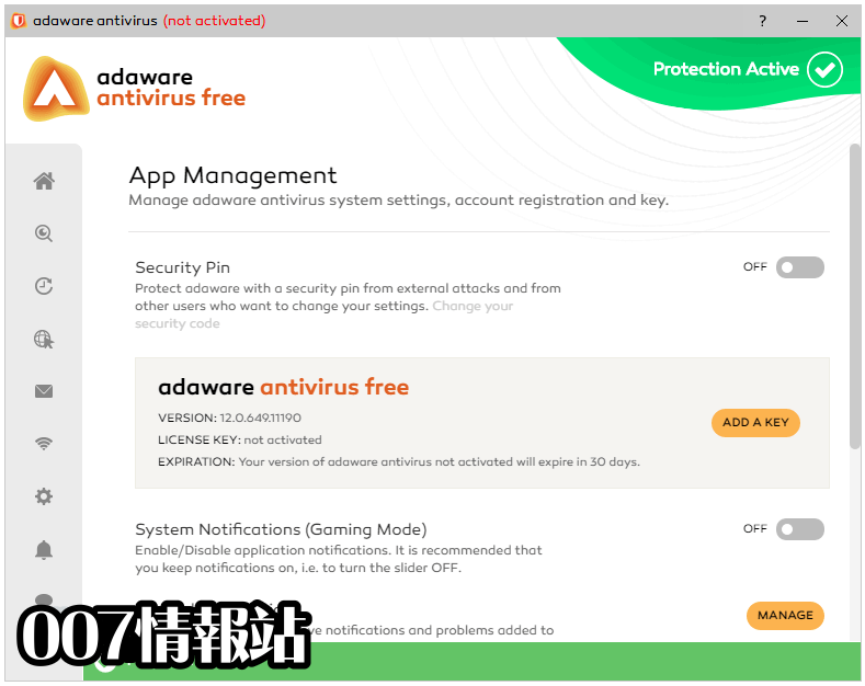 Adaware Antivirus Free Screenshot 5
