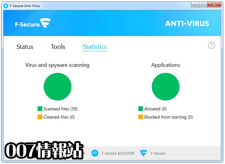 F-Secure Antivirus Screenshot 4