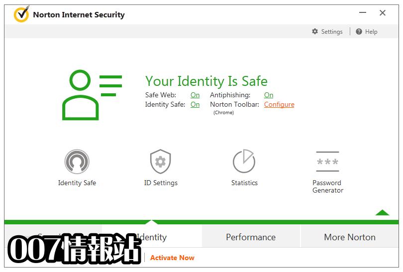 Norton Security Screenshot 3