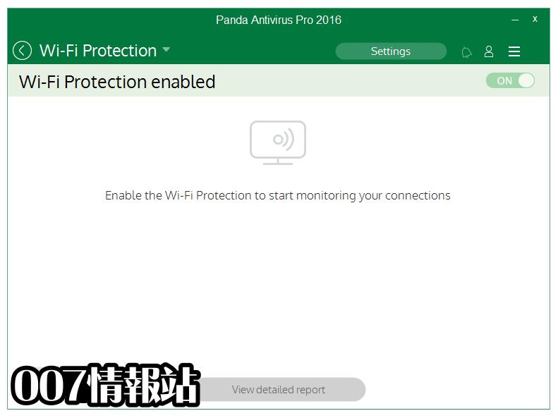 Panda Antivirus Pro Screenshot 3