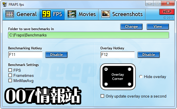 Fraps Screenshot 2