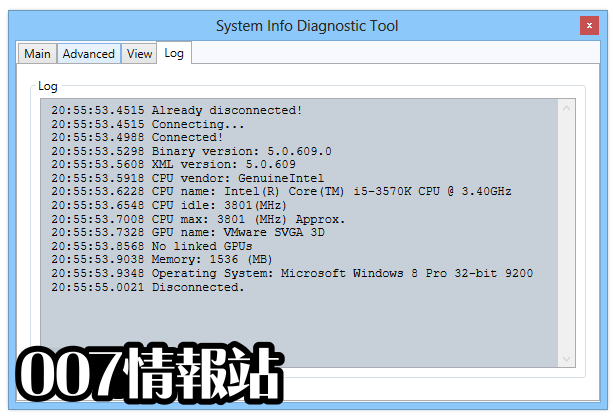 Futuremark SystemInfo Screenshot 5