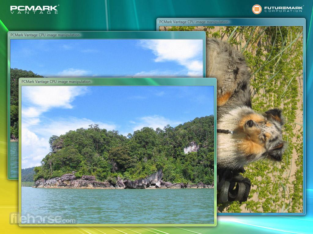 PCMark Vantage Screenshot 2
