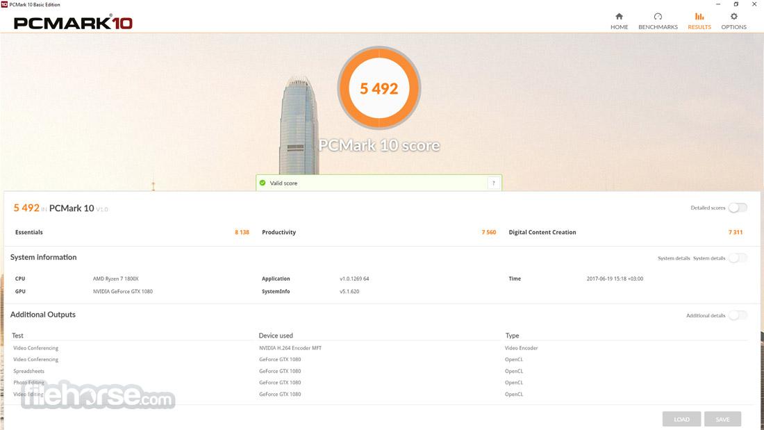 PCMark 10 Screenshot 5