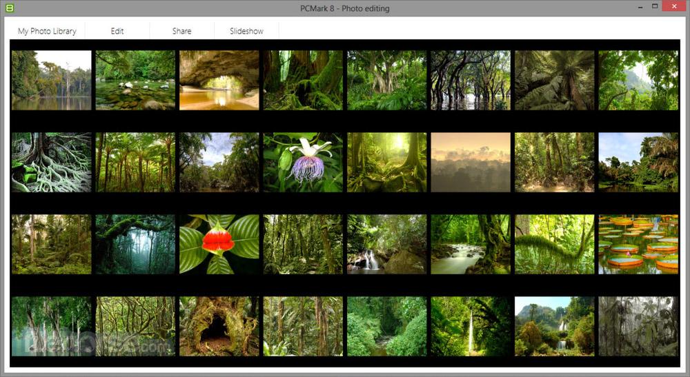 PCMark 8 Screenshot 4