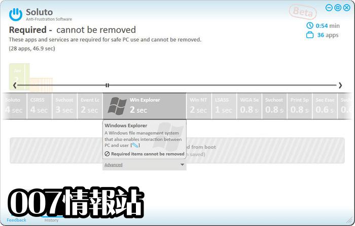 Soluto Screenshot 2