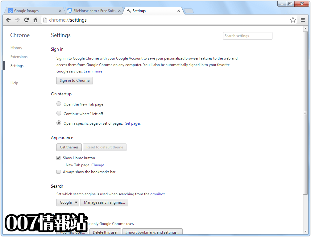 Google Chrome (64-bit) Screenshot 5