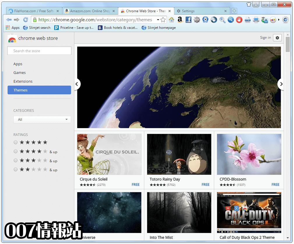 Slimjet (32-bit) Screenshot 4