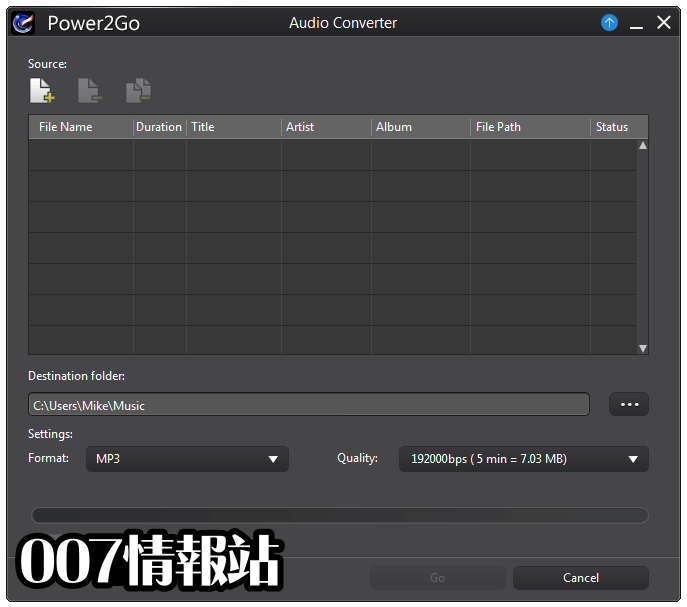 Power2Go Essential Screenshot 4