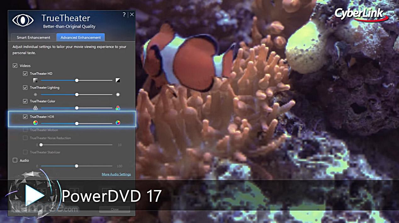 PowerDVD Screenshot 2