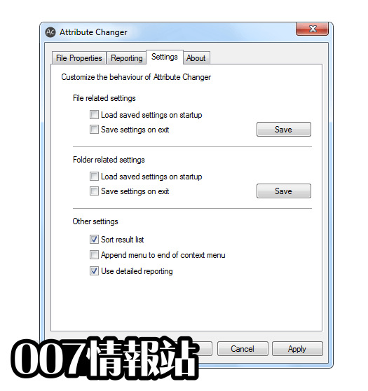 Attribute Changer Screenshot 3