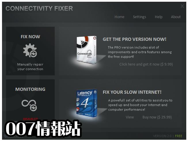 Connectivity Fixer Screenshot 1
