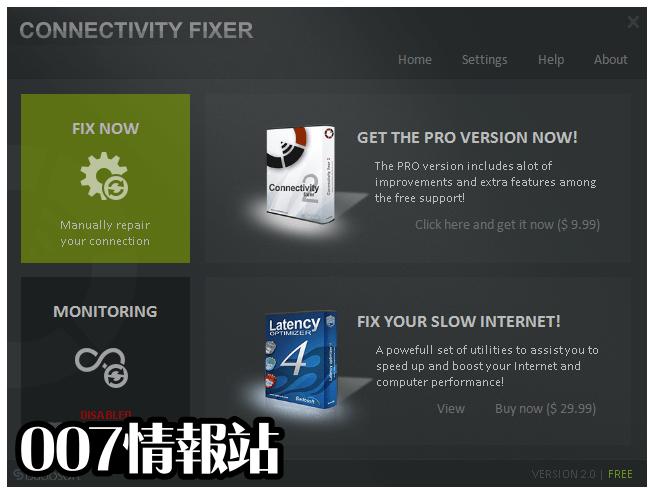 Connectivity Fixer Screenshot 2