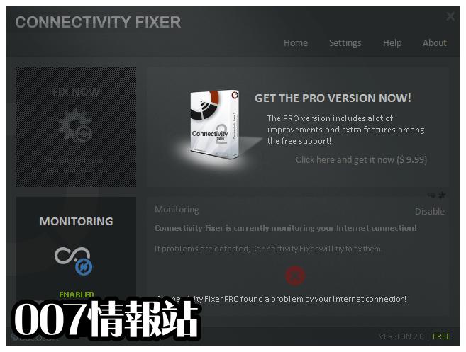 Connectivity Fixer Screenshot 3