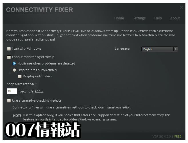 Connectivity Fixer Screenshot 5