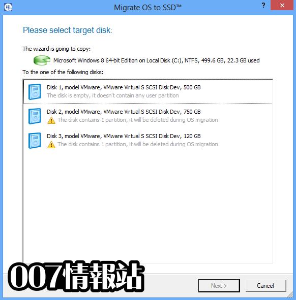 Paragon Hard Disk Manager (32-bit) Screenshot 5