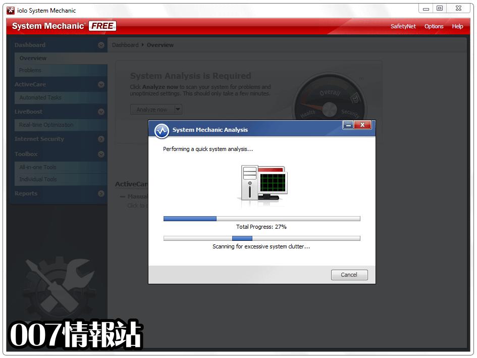 System Mechanic Free Screenshot 2