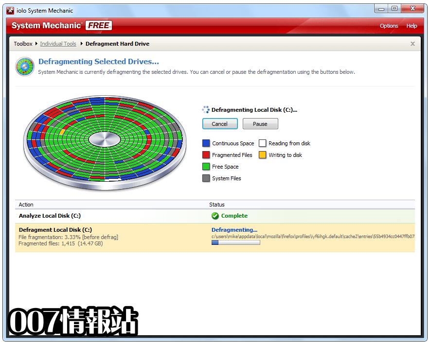 System Mechanic Free Screenshot 5