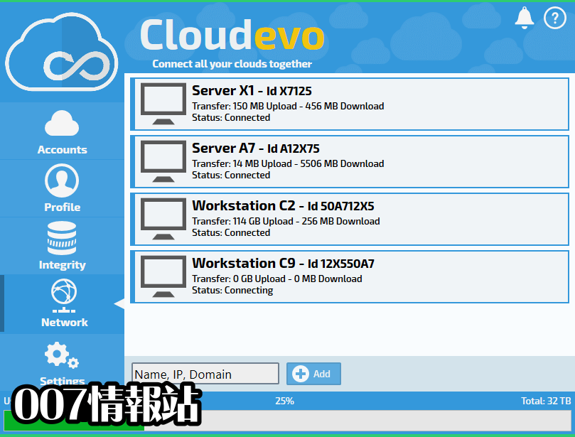 Cloudevo Screenshot 3