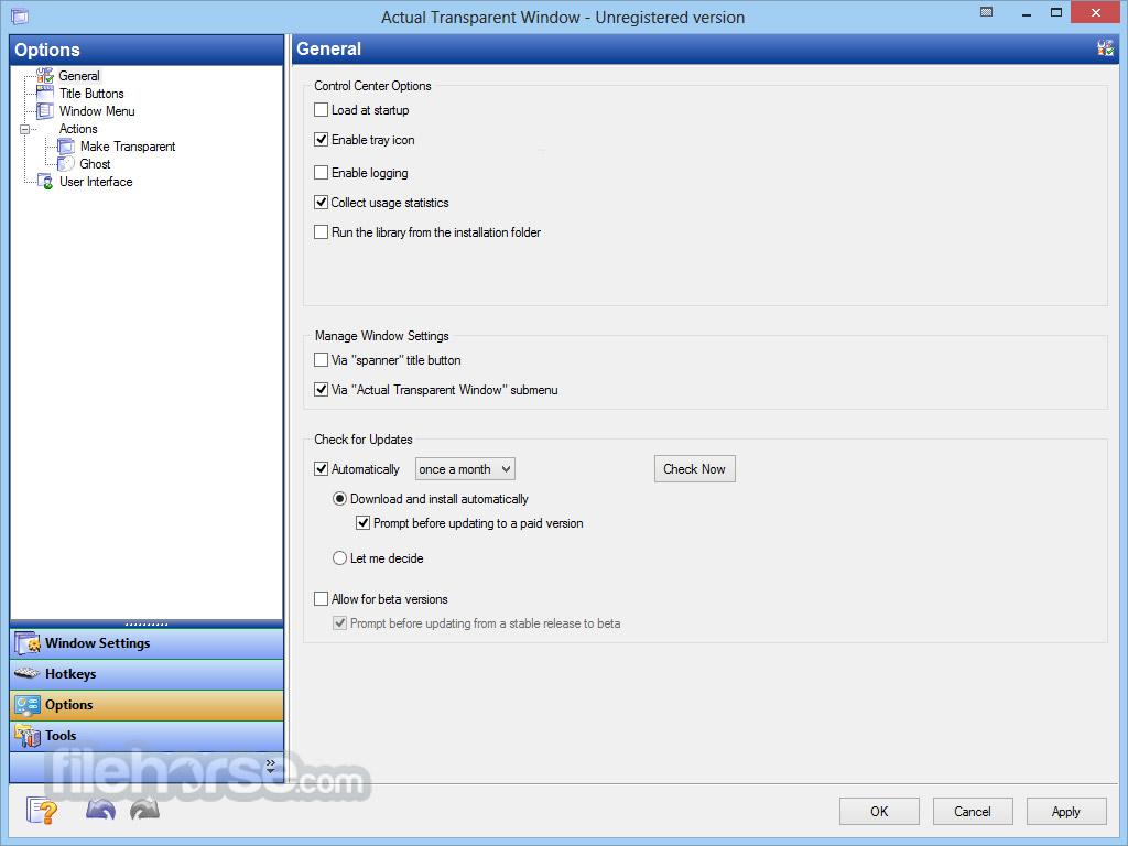 Actual Transparent Window Screenshot 3