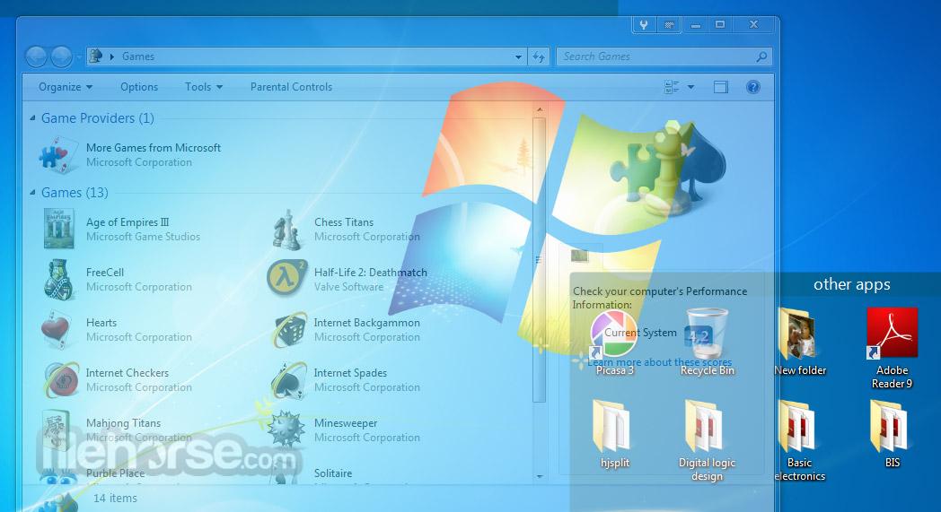 Actual Transparent Window Screenshot 5