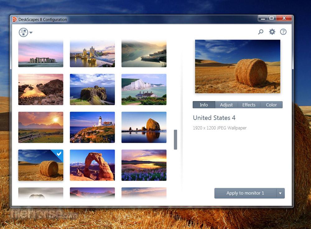 DeskScapes Screenshot 4