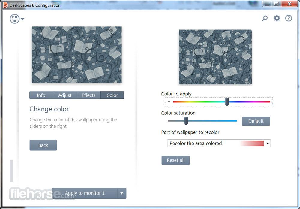 DeskScapes Screenshot 5
