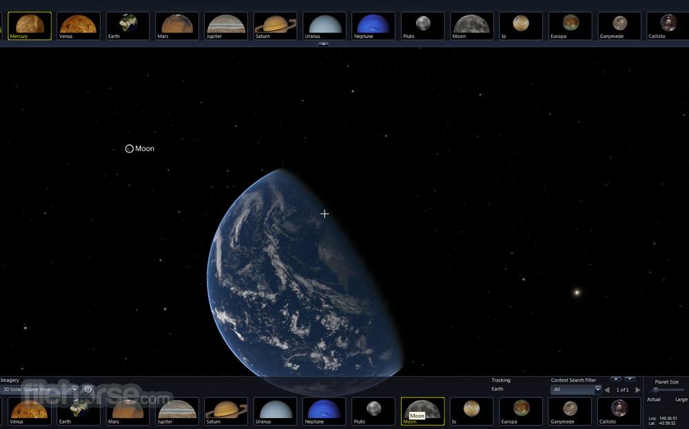 Microsoft WorldWide Telescope Screenshot 4