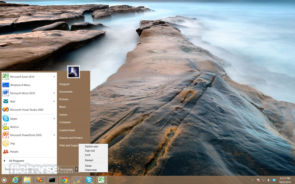 Start8 Screenshot 1