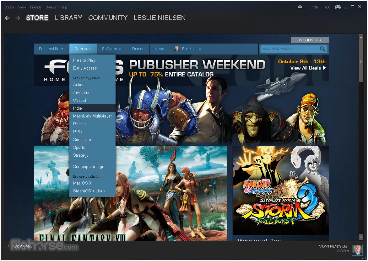 Steam Screenshot 1
