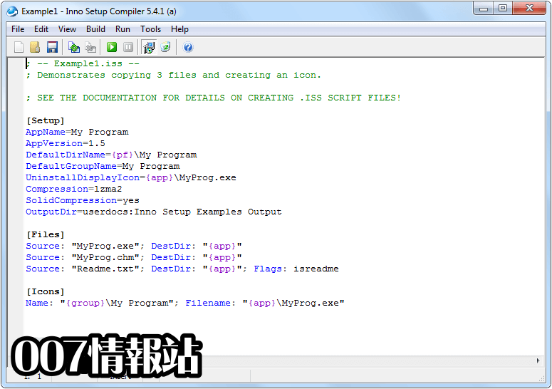 Inno Setup Screenshot 2