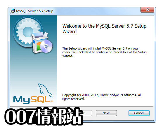 MySQL (64-bit) Screenshot 1