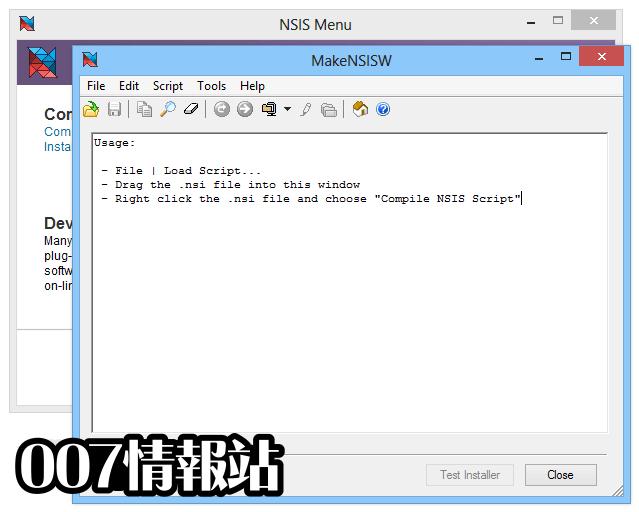 NSIS Screenshot 3