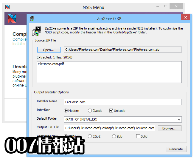 NSIS Screenshot 4