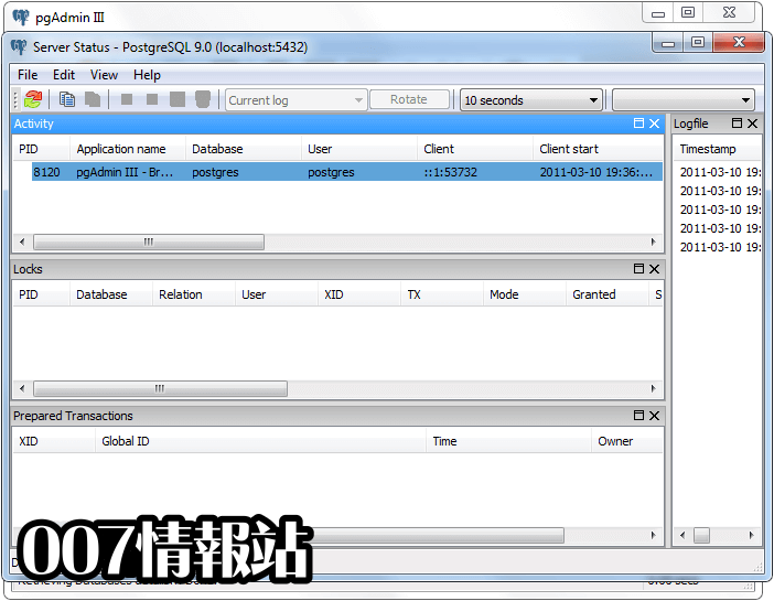 PostgreSQL (32-bit) Screenshot 4