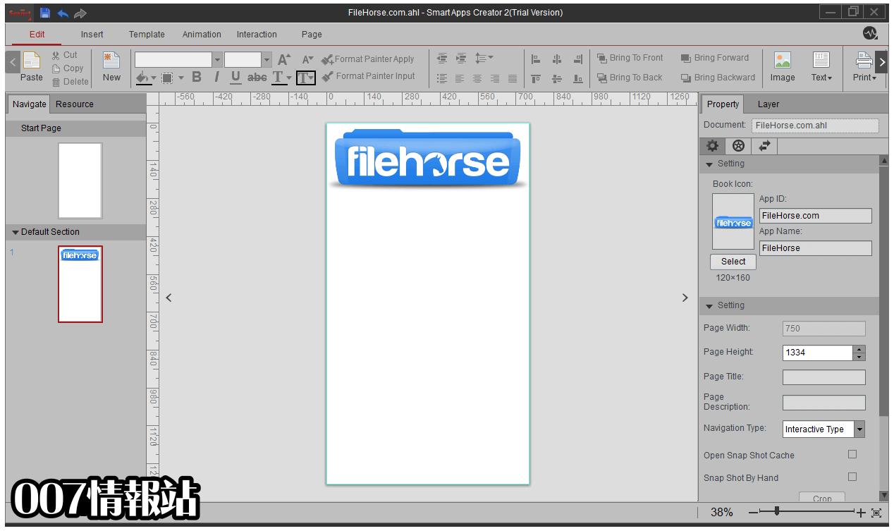 Smart Apps Creator Screenshot 2