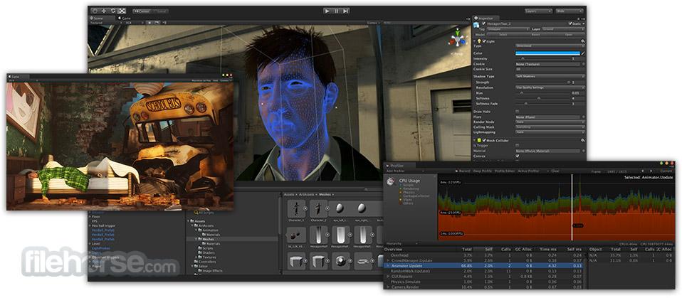 Unity Screenshot 2