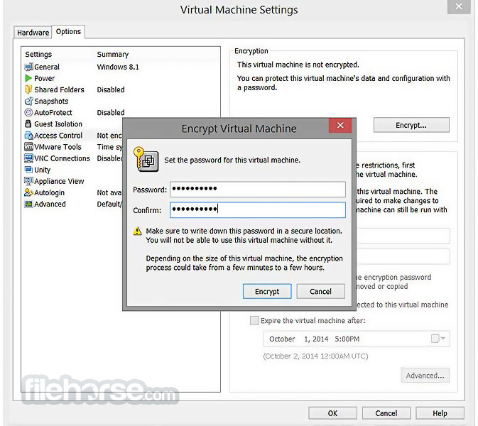 VMware Workstation Pro Screenshot 4