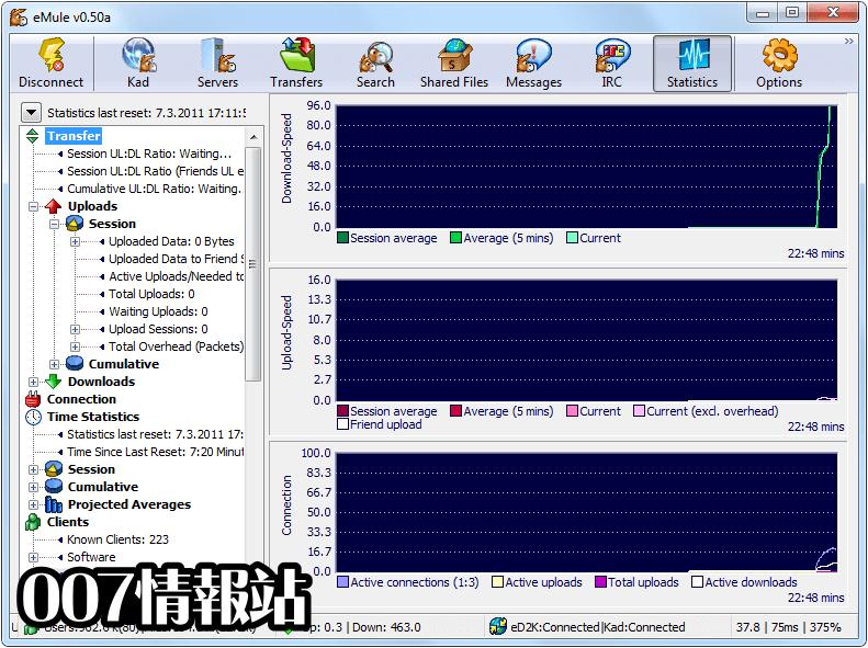 eMule Screenshot 4