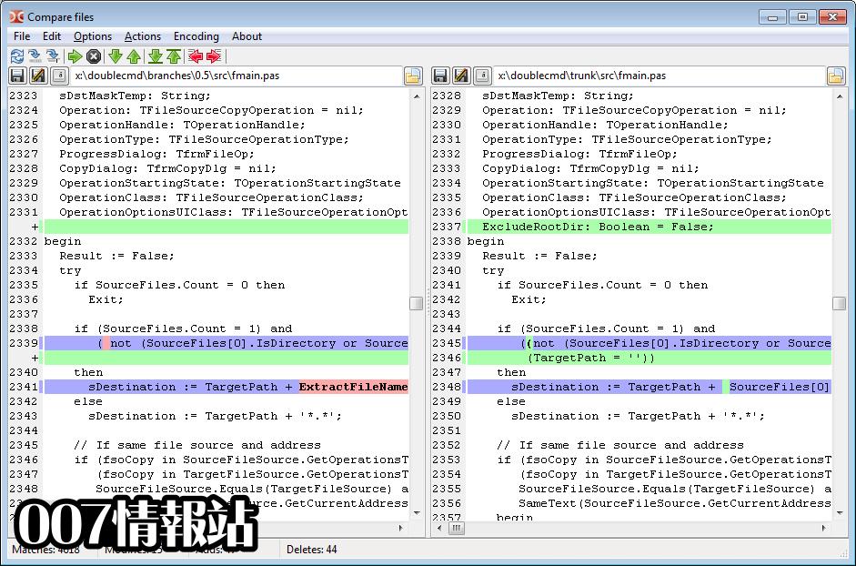 Double Commander (64-bit) Screenshot 4