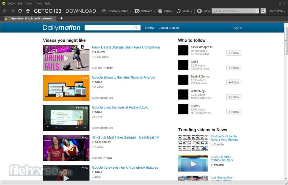 GetGo Download Manager Screenshot 4
