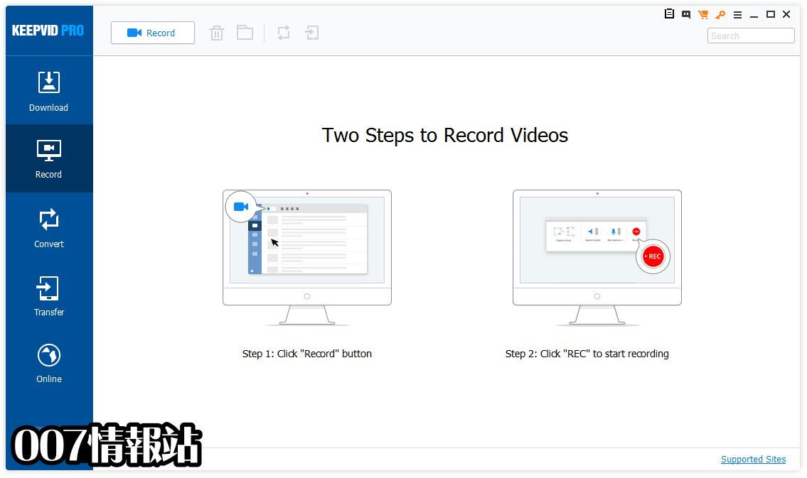 KeepVid Pro Screenshot 3