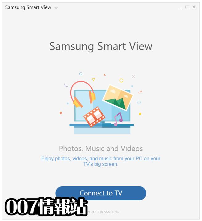 Samsung Smart View Screenshot 1