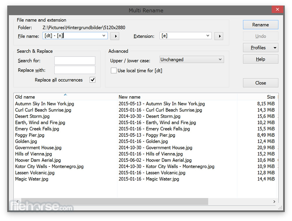 SpeedCommander (64-bit) Screenshot 2