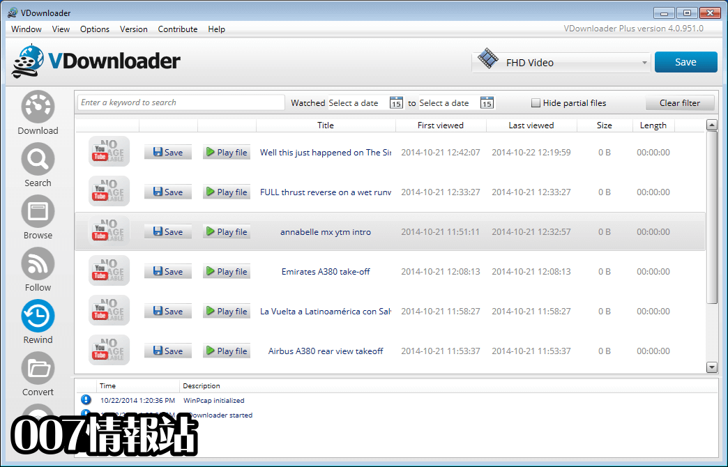 VDownloader Screenshot 4